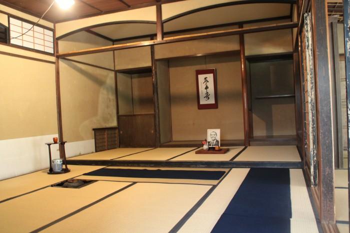 松蔭神社茶室