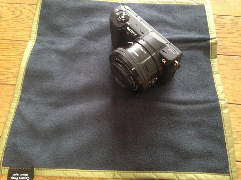 カメララップとα5100