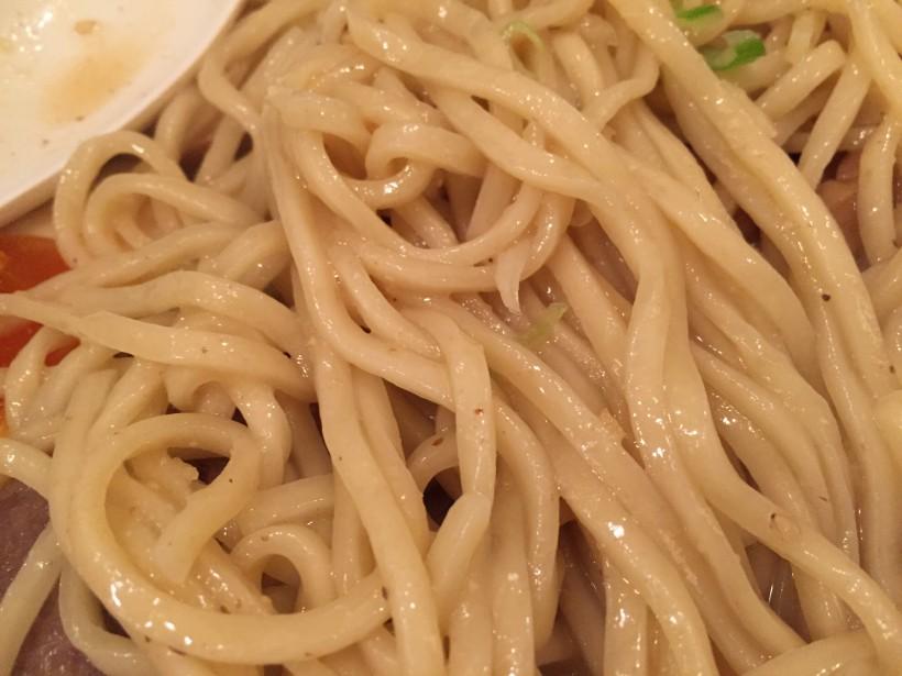 新橋 ラーメン き楽 麺