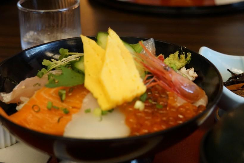 魚祭 海鮮丼