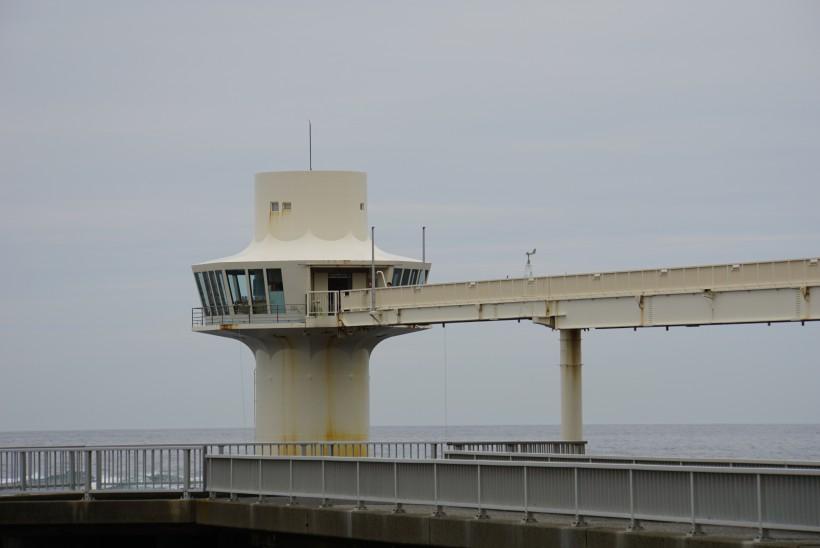 海中公園 海中展望塔