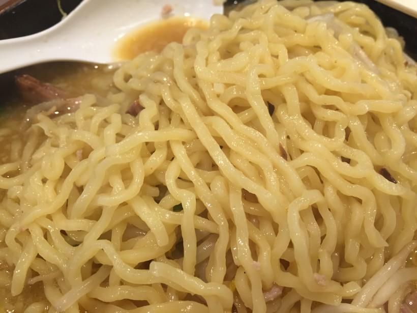 らあめん北斗 麺