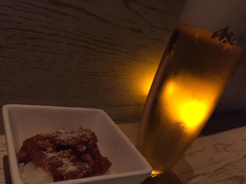 Bar Marco ビールとニョッキ