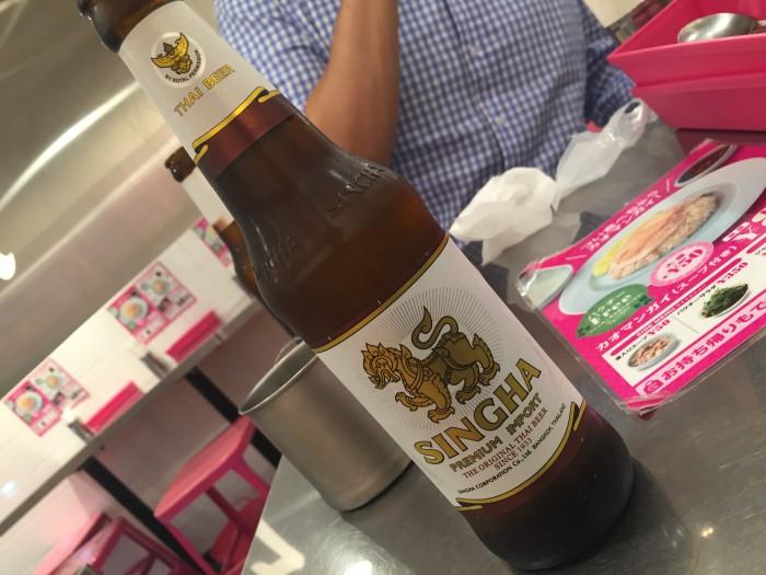 シンハービール ガイトーン