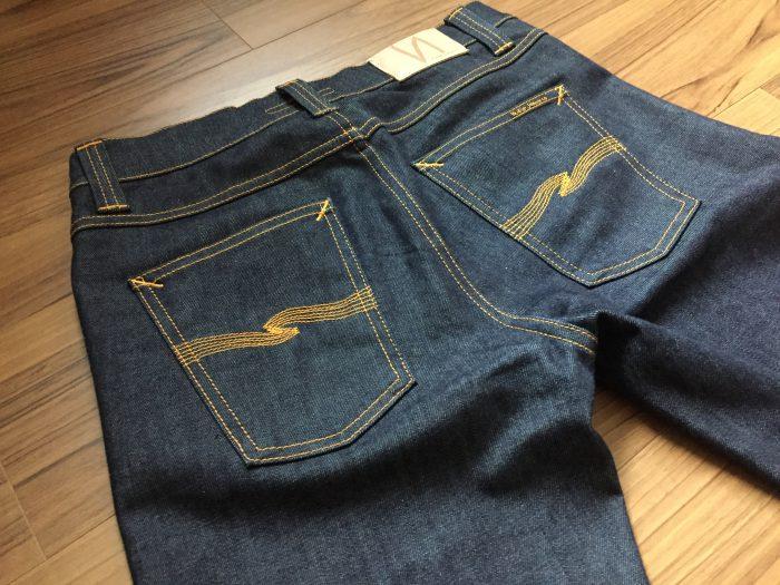 NudieJeans LeanDean Dry16Dips|トレンドや心の移ろいとは面白いもので、、4本目のヌーディを購入