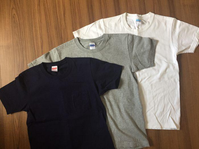 コスパ最強。シンプルなTシャツを永く着たいなら、ヘビーオンスで肉厚な「ユナイテッドアスレ 7.1オンス...