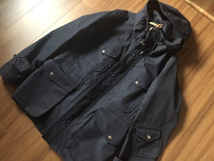 梅雨前から検討していた「nanamica(ナナミカ)GORE-TEX Cruiser Jacket」を購入~決めてはコットンゴア...