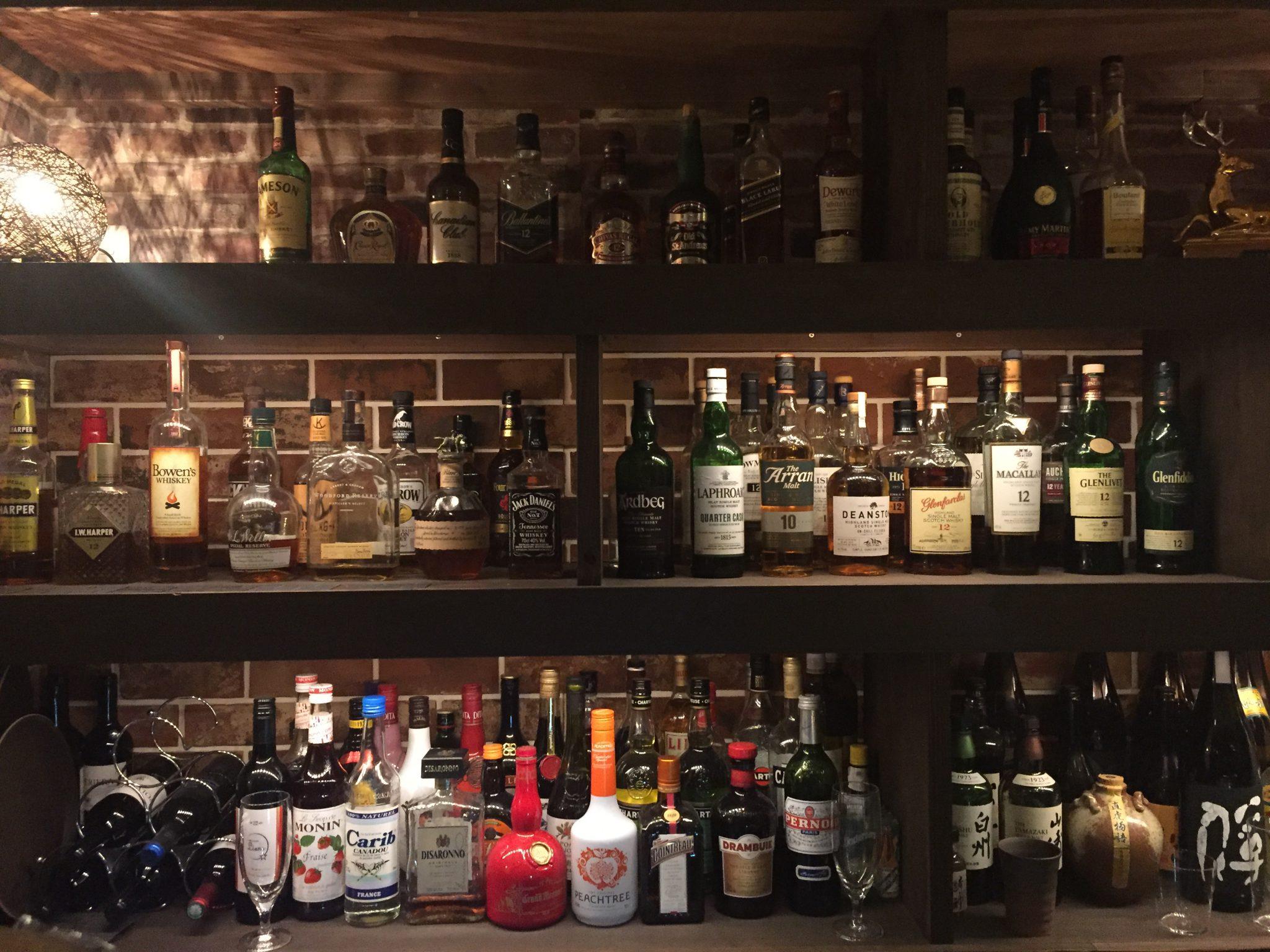 Bar&Restaurant Liens(バー・リアン)|立石のフルーツカクテルがおいしいお店で忘年会&その後は飲兵衛横丁の奥地に。。