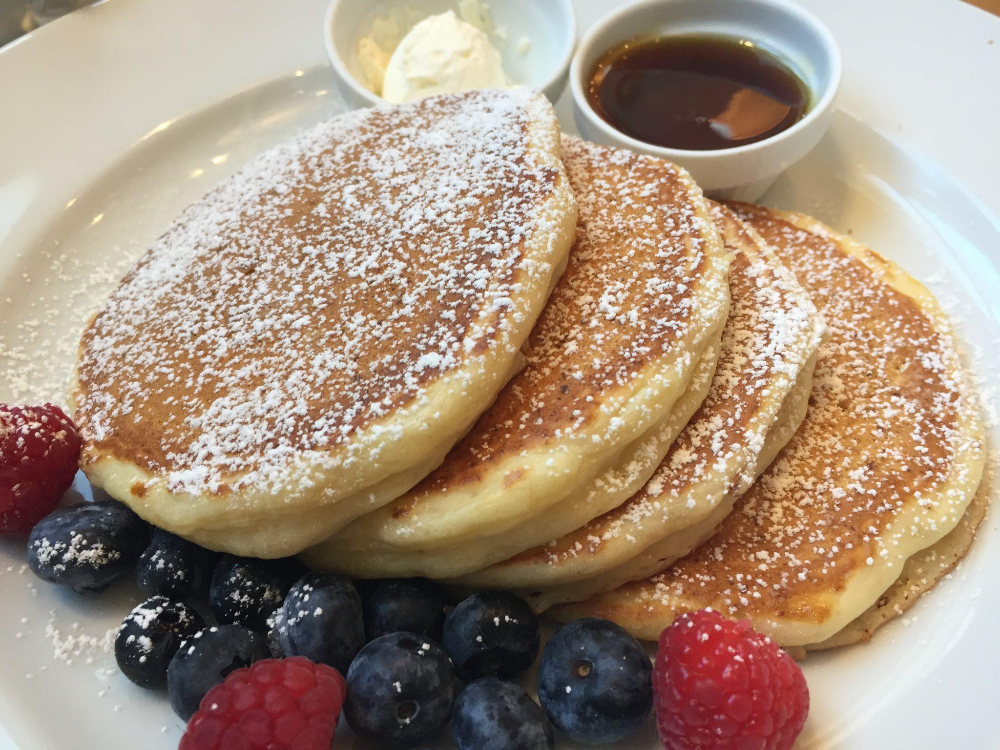 NYの朝食の女王 サラベス 品川店