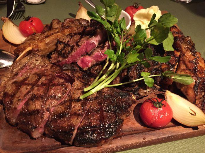 37 QUALITY MEATS 肉 ステーキ プレート