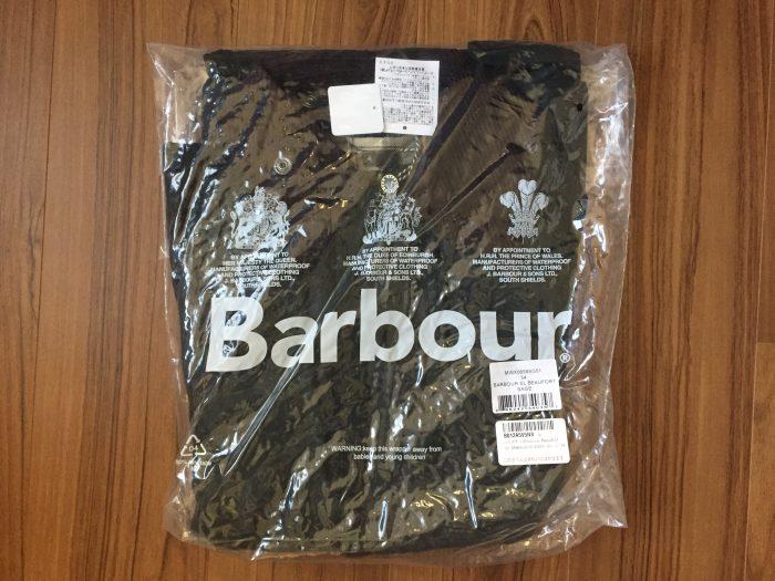 Barbour BeaufortSL(バブアー ビューフォートSL)