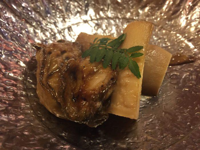 銀座 しぶ谷 焼物&煮物