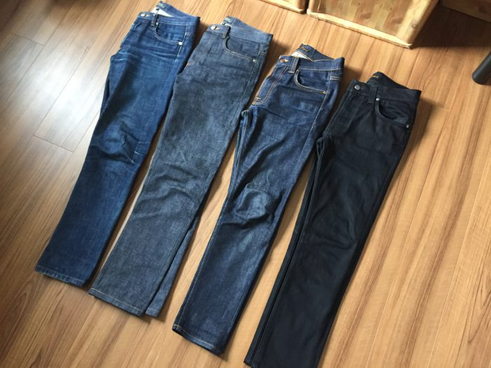 A.P.C. Nudie Jeans アーペーセー ヌーディジーンズ