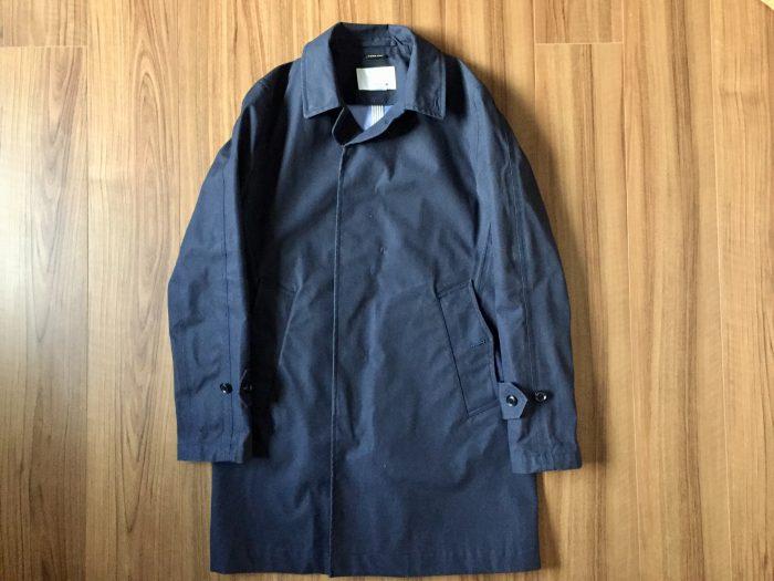 nanamica GORE-TEX Soutien Collar Coat(ナナミカ ゴアテック ステンカラーコート) 美しいAライン