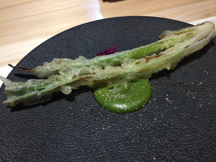 庭 Garden of four seasons (ガーデンオブフォーシーズンズ) 葉玉葱のフリット
