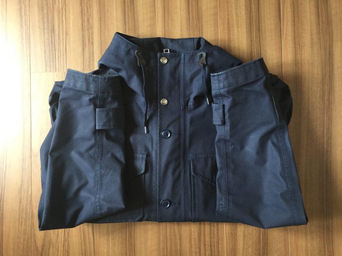 ## nanamica(ナナミカ)GORE-TEX Cruiser Jacket 洗濯方法