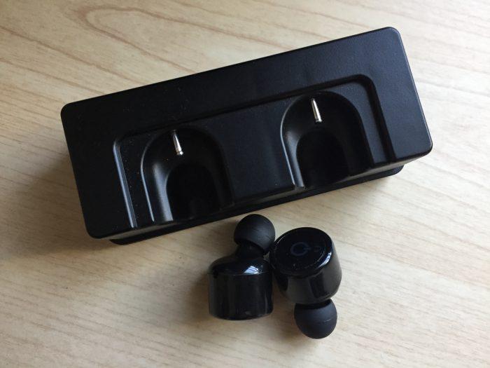 DeliToo Bluetooth イヤフォン 完全独立型