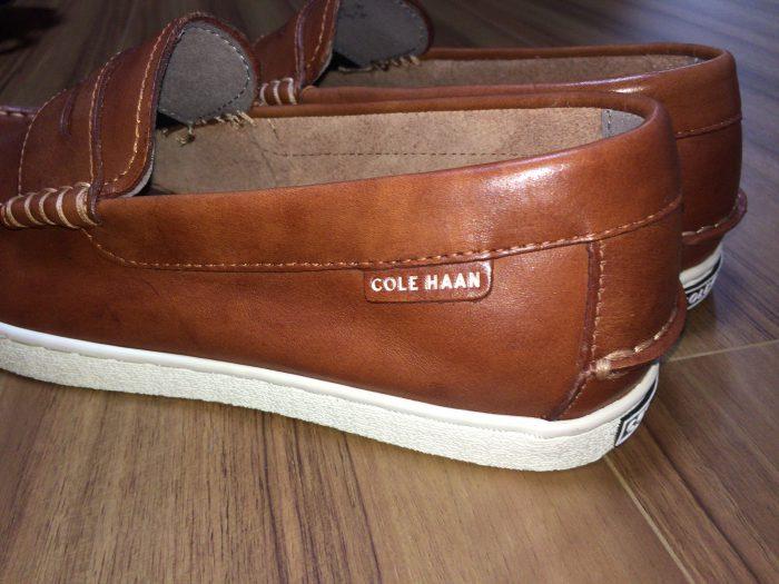 コールハーン(COLE HAAN)ピンチウィークエンダー レザータグ