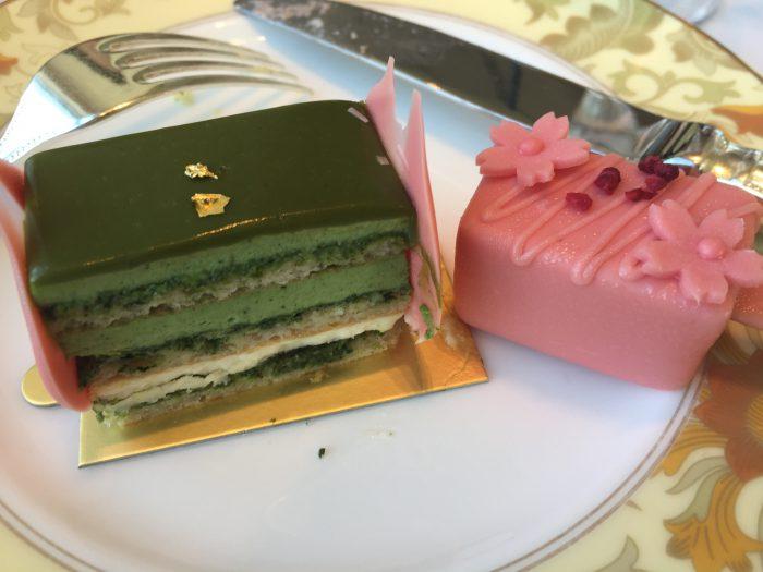 シャングリ・ラ ホテル 東京 アフタヌーンティー スイーツ