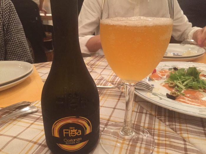 ベッラ・ナポリ ドイツビール