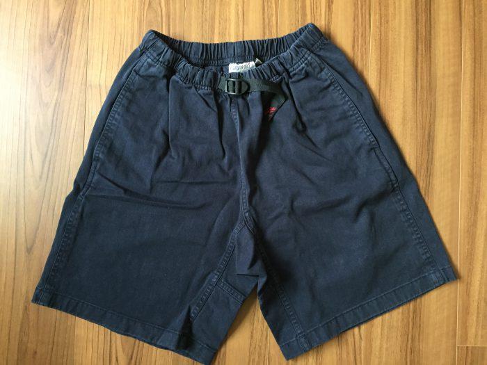 コットン100%のグラミチ Gショーツ(Gramicci G-Shorts)の魅力 わたり