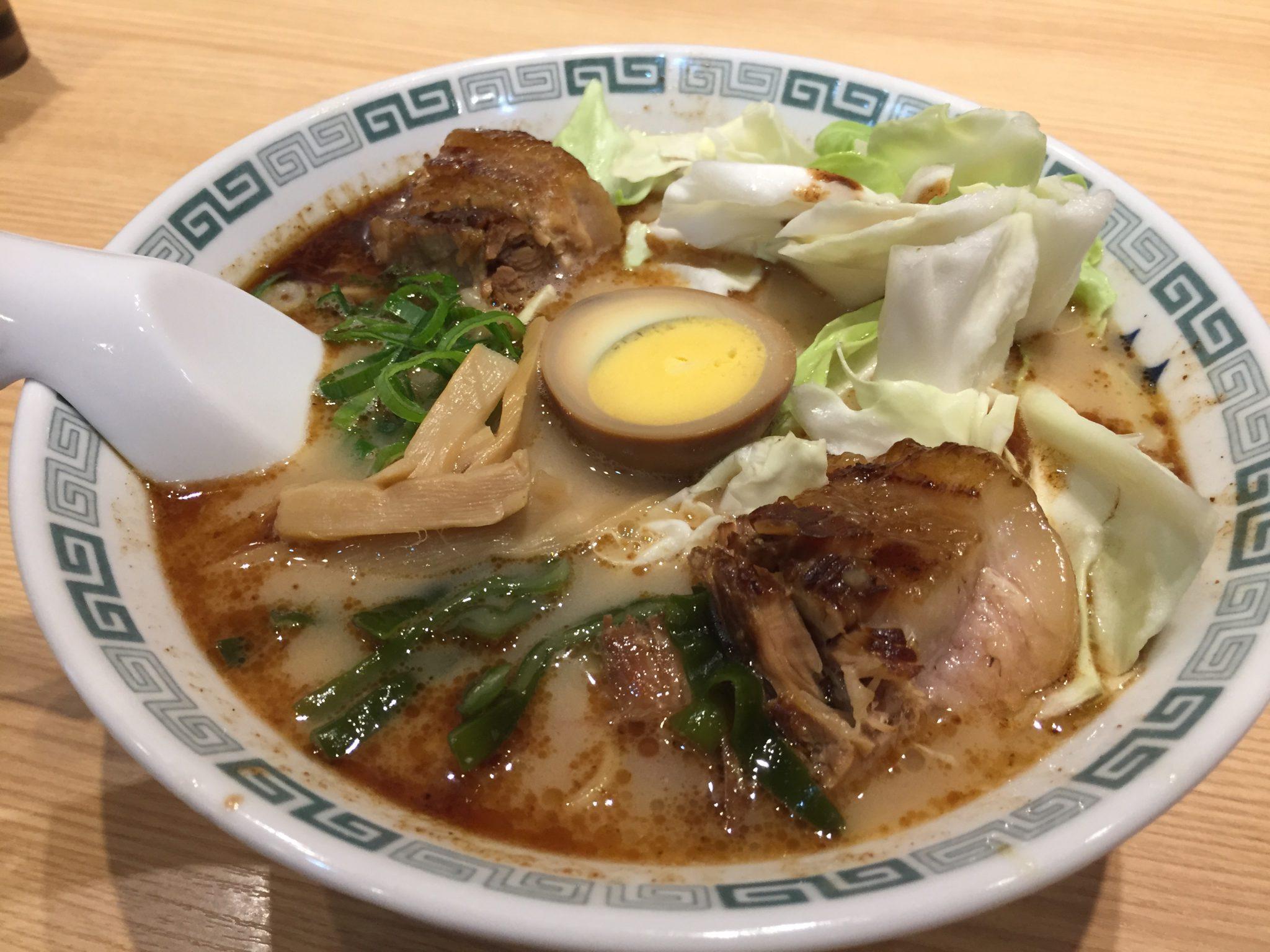 桂花ラーメン 渋谷センター街店|渋谷で熊本ラーメンランチ~夏日でも渋谷に行ったら食べたくなるラーメン