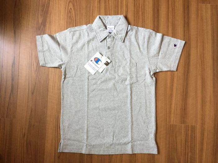 天竺コットンでTシャツ生地のようなポケット付きポロシャツ(2017年度仕様) Champion(チャンピオン)
