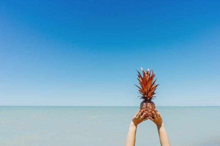 夏の小物のお買い物記録~ハイランド2000のボビーキャップとH&Mのスイムパンツ