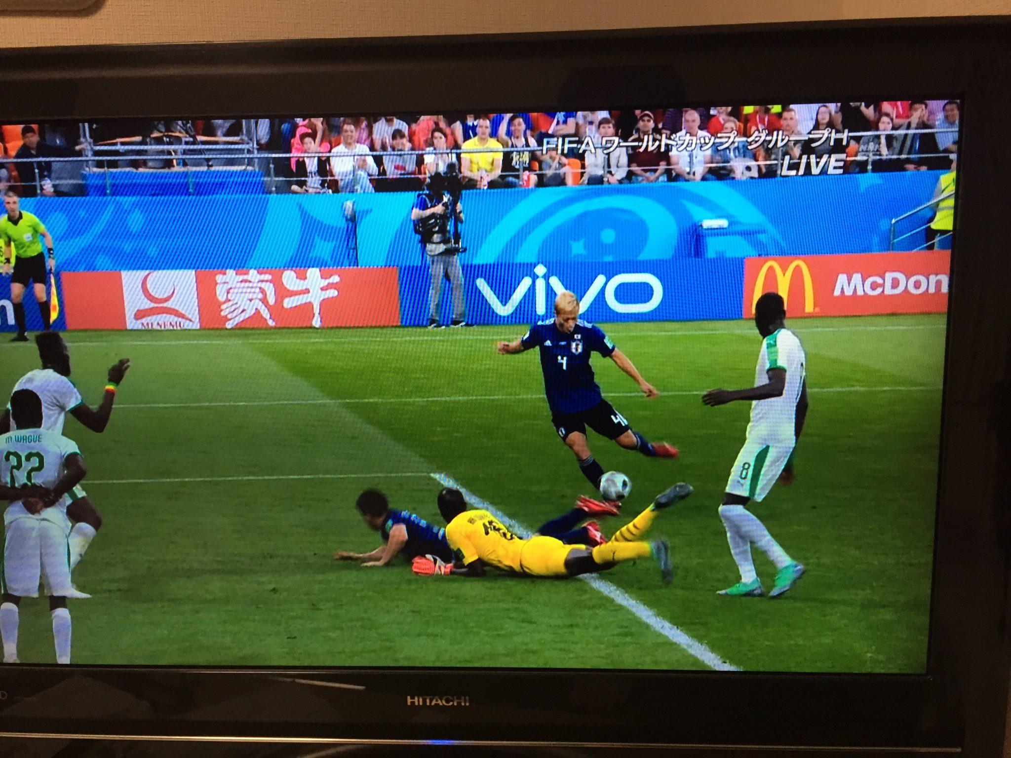 サッカーワールドカップ日本代表の戦いを観ていろいろ思うことと、息子の成績予想の記録