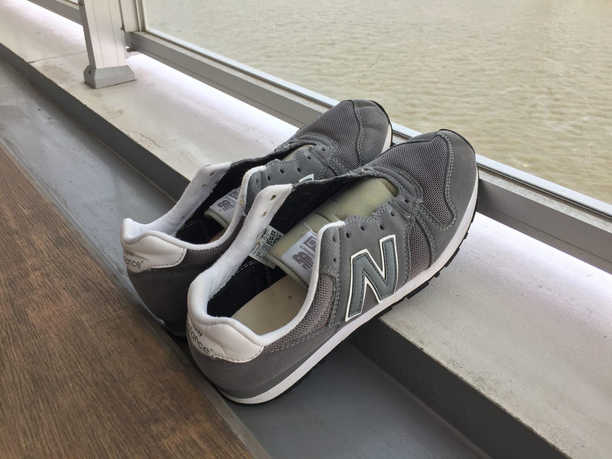 New Balance ニューバランス 手洗い ランニング