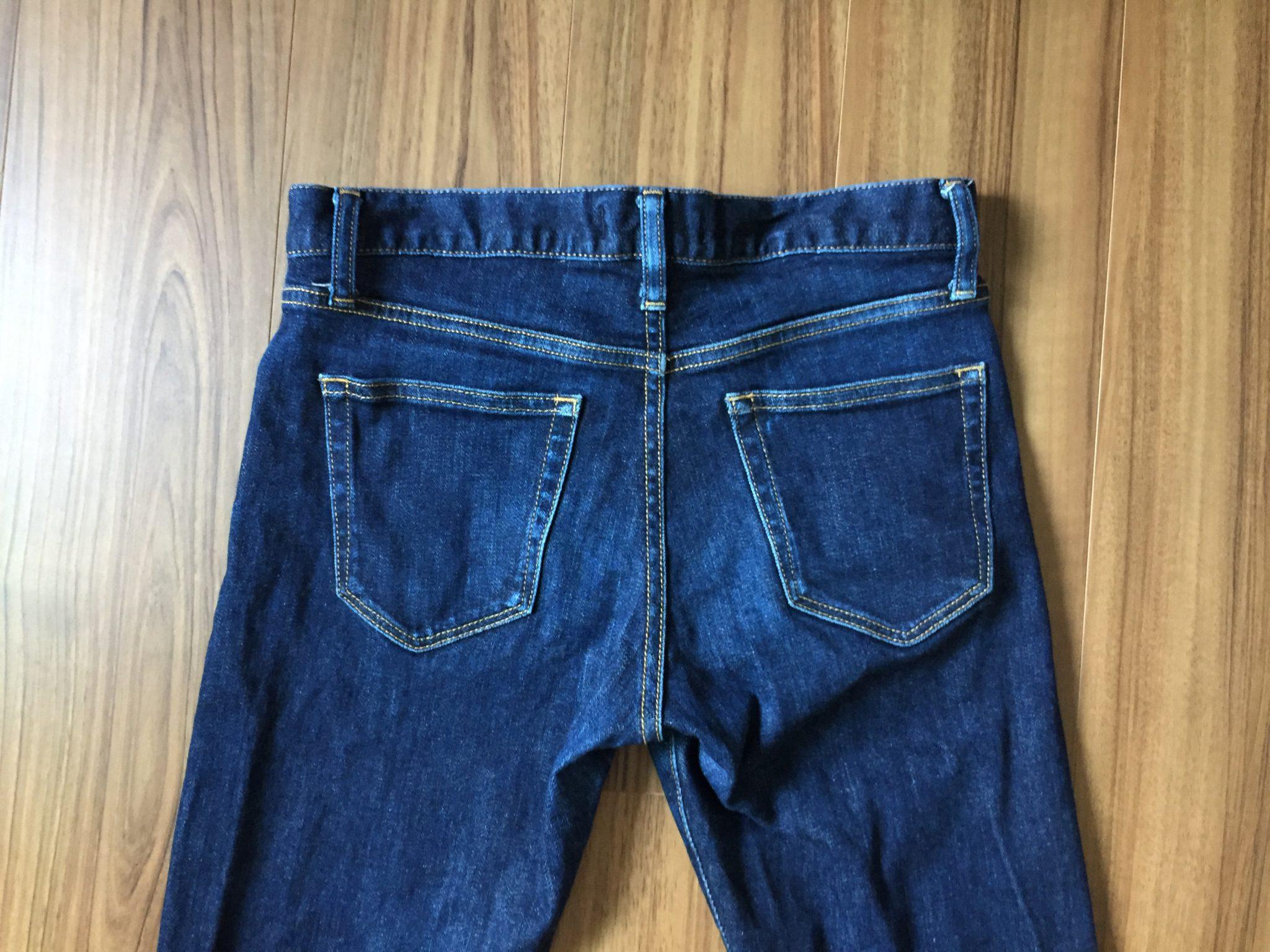 ジーンズのブリーチにチャレンジ~夏に穿けるアイスブルーのデニムを目指して。みたけど。。