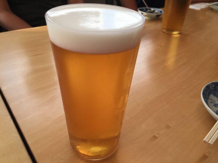 二毛作 生ビール