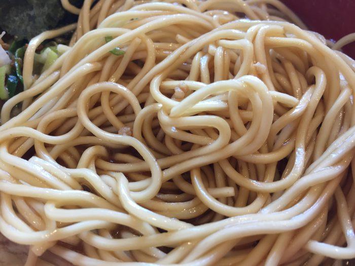 IMG_807徳島ラーメン 麺王 麺