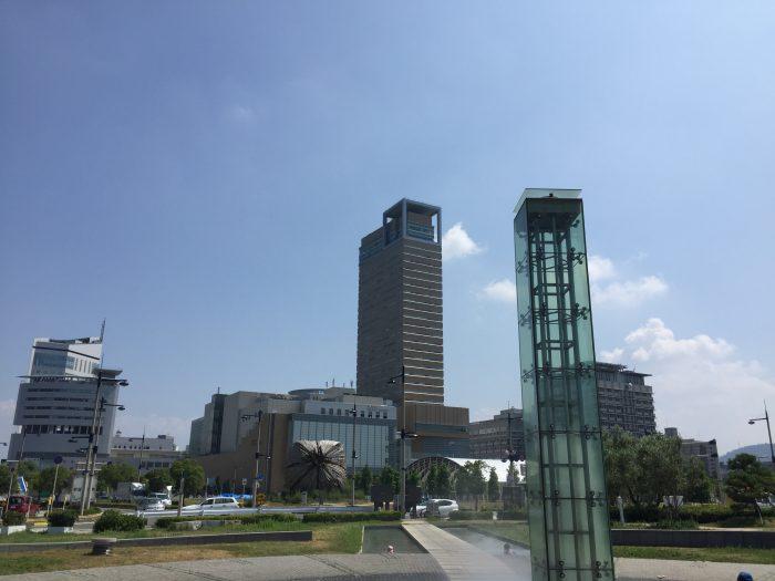 高松 サンポート シンボルタワー