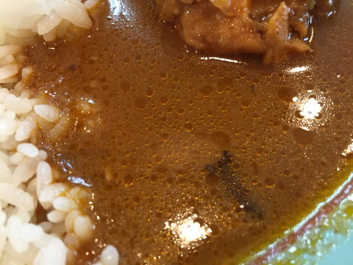 ザ・カリ チキンカレー ルー スープ