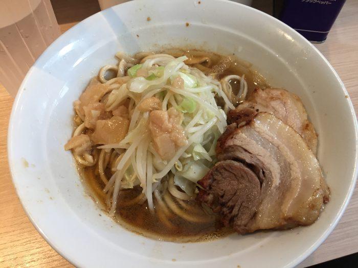 麺屋 味方の「ラーメン」