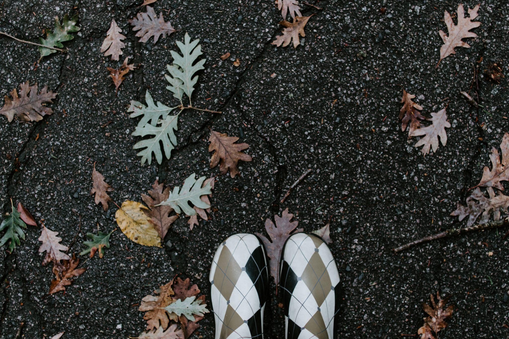 当ブログGreenのInstagramの「#足元倶楽部」の写真まとめ~リゾルトと柄靴下の採用と。それから撮影時の足の角度を変えました。