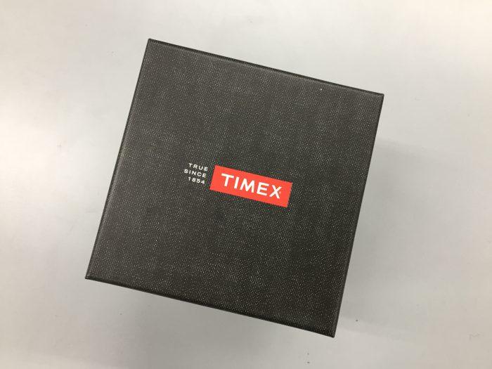 TIMEX(タイメックス)ウォーターベリー Red Wing Shoe Leather 38mm 外箱