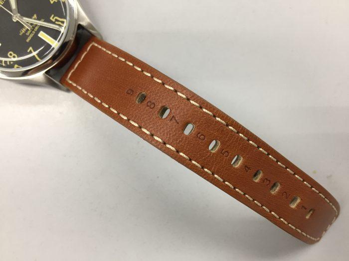 TIMEX(タイメックス)ウォーターベリー Red Wing Shoe Leather 38mm レッドウィング 革ベルト
