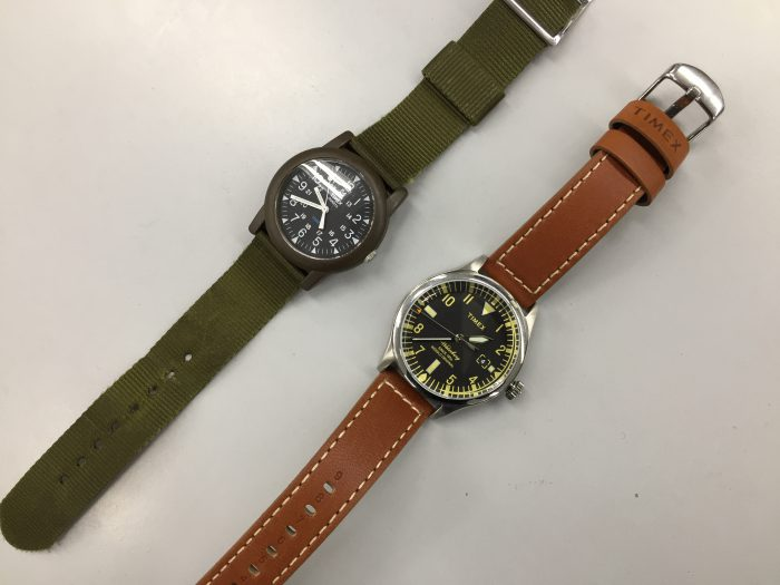 TIMEX(タイメックス)ウォーターベリー Red Wing Shoe Leather 38mm Camper キャンパー
