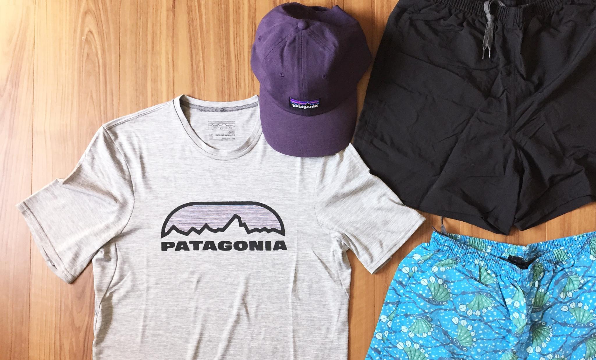 やっぱりPatagonia(パタゴニア)フーディニ・ジャケットとバギーズパンツで~息子のサッカーのお供の装い