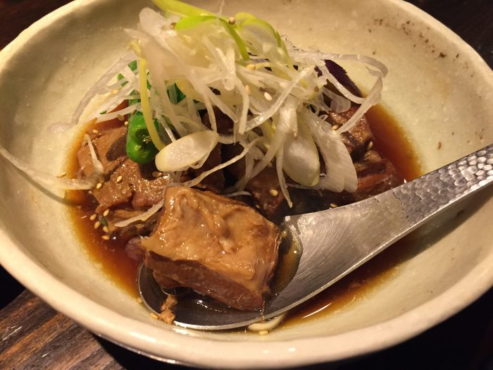 さつまや 原宿 薩摩黒豚 角煮