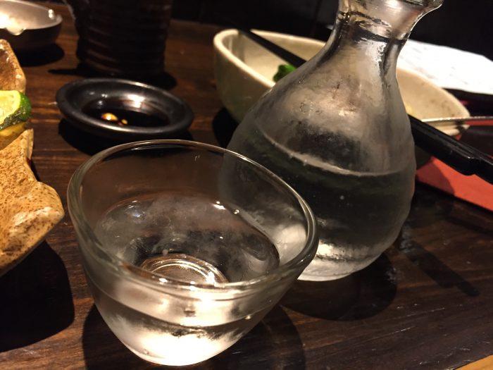 さつまや 原宿 日本酒 日高見