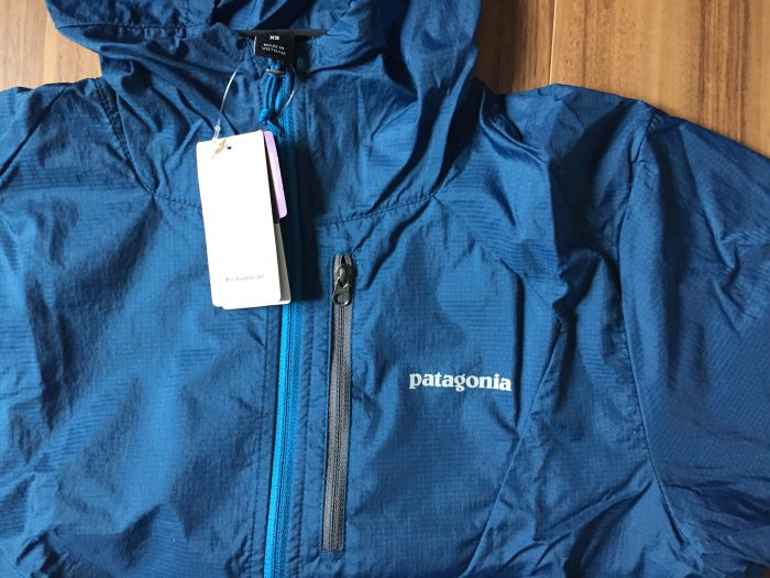 パタゴニア フーディニ・ジャケット Patagonia HoudiniJacket 軽量 ミニマル