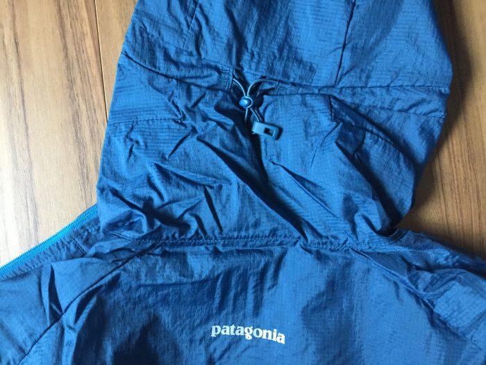 パタゴニア フーディニ・ジャケット Patagonia HoudiniJacket ドローコード