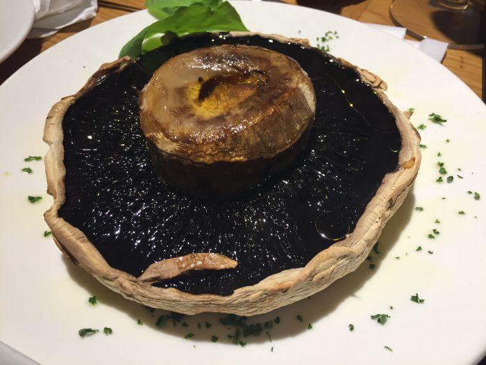 マッシュルームトーキョー(MUSHROOM TOKYO) ディナーコース GIGAマッシュルーム ステーキ