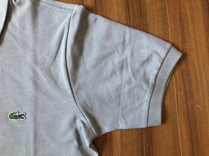 ラコステ フララコ(LACOSTE L1212)ポロシャツ 袖 ちょうちん袖