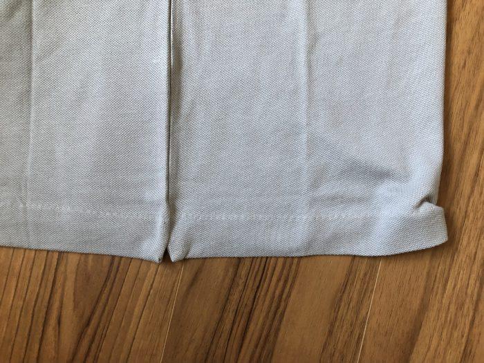 ラコステ フララコ(LACOSTE L1212)ポロシャツ スリット
