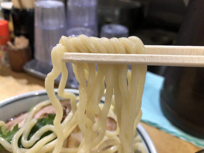 月と鼈 特製肉玉つけ麺 太麺