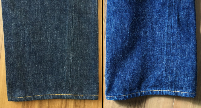Resolute 710 リゾルト 710 9回目 洗濯 スソ 裾